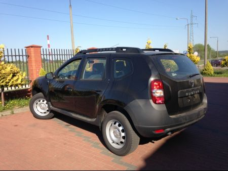 <strong>Instalacja LPG</strong> Dacia  Duster 2014 2wd