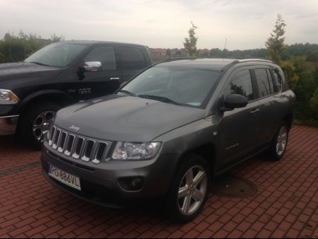 <strong>Instalacja LPG</strong> Jeep  Compass VSI Prins 2.0 LPG montaż