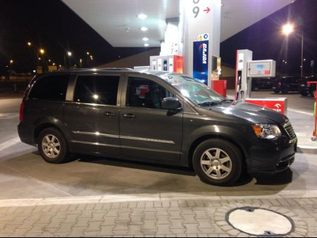 <strong>Instalacja LPG</strong> Chrysler  Town & Country Grand Voyager PENTASTAR VSI PRINS 2.0