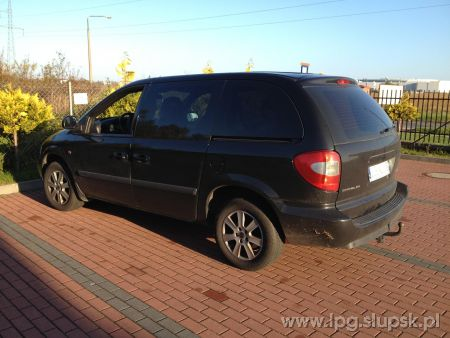 <strong>Instalacja LPG</strong> Chrysler  Voyager 2.4