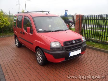 <strong>Instalacja LPG</strong> Fiat  DOBLO