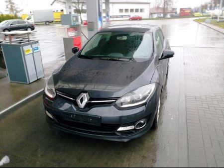 <strong>Instalacja LPG</strong> Renault  Megane