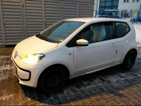 <strong>Instalacja LPG</strong> Volkswagen  UP 1.0 3 cylindry