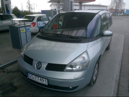 <strong>Instalacja LPG</strong> Renault  Espace 2.0 Turbo z LOVATO