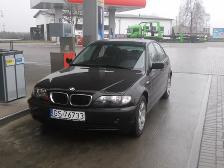 <strong>Instalacja LPG</strong> BMW  3 E46 LOVATO SMART