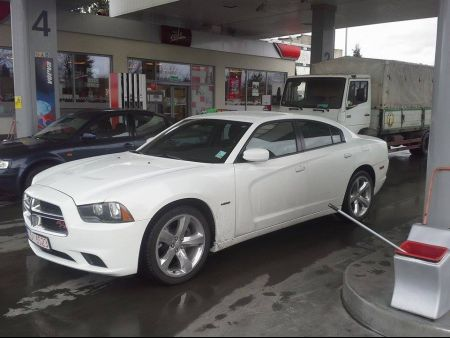 <strong>Instalacja LPG</strong> Dodge  Charger 5.7 Hemi Prins VSI