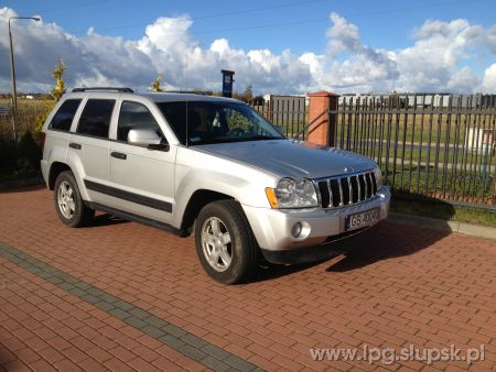 <strong>Instalacja LPG</strong> Jeep  Jeep Grand Cherokee WK WH