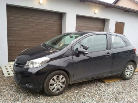 <strong>Instalacja LPG</strong> Toyota  Yaris 1.0 3 cylindry BRC