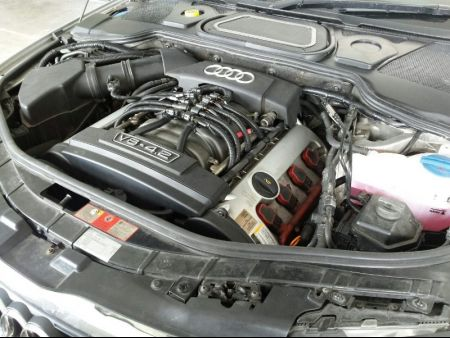 <strong>Instalacja LPG</strong> Audi  A8 V8 4,2 LOVATO EASY FAST