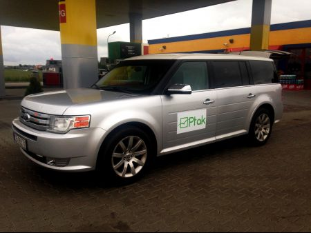<strong>Instalacja LPG</strong> Ford  FLEX LPG Lovato Easy Fast