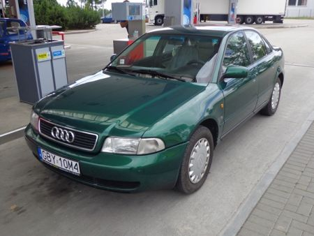 <strong>Instalacja LPG</strong> Audi  A4 1.8 Lovato
