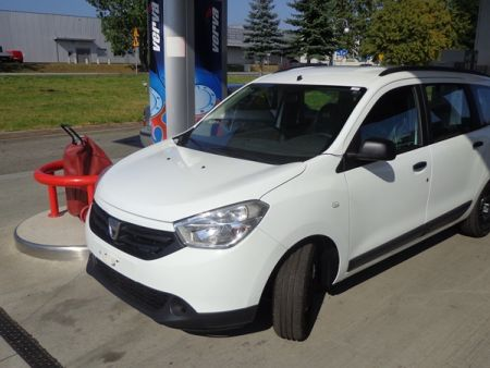 <strong>Instalacja LPG</strong> Dacia  Lodgy LPG SCe Euro 5