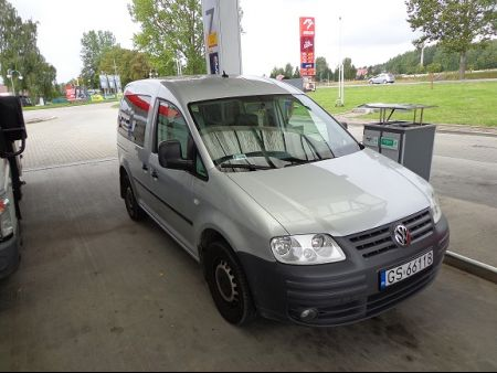 <strong>Instalacja LPG</strong> Volkswagen  Caddy 1.6 2006r.