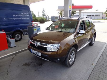 <strong>Instalacja LPG</strong> Dacia  Duster 1.6l Lovato Smart KP