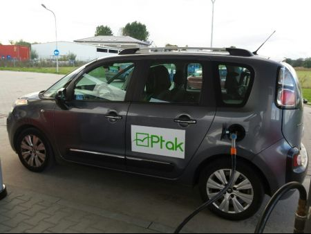 <strong>Instalacja LPG</strong> Citroën Picasso