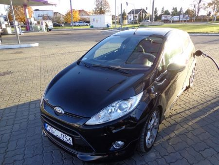 <strong>Instalacja LPG</strong> Ford  Fiesta 1.6l Lovato Smart KP