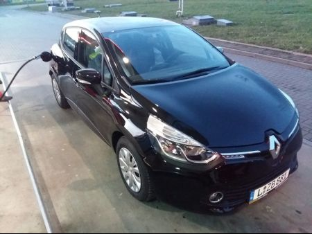 <strong>Instalacja LPG</strong> Renault  Clio 1.2l LOVATO SMART