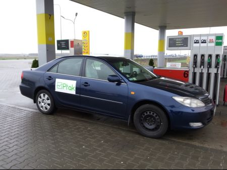 <strong>Instalacja LPG</strong> Toyota  Camry 2.4 LPG BRC sequent 32 Gdansk Slupsk