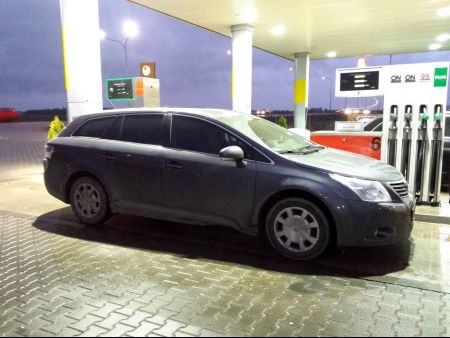 <strong>Instalacja LPG</strong> Toyota  Avensis 2011 1.8 Valve Matic LPG BRC