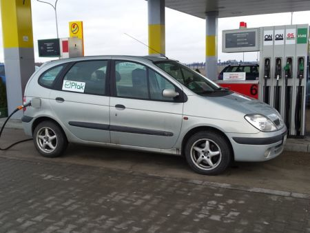 <strong>Instalacja LPG</strong> Renault  Scenic 1.6 Lovato