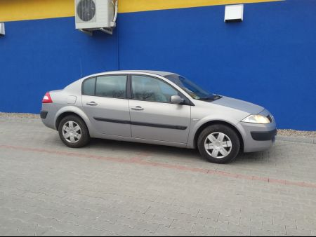 <strong>Instalacja LPG</strong> Renault  Megane 1.6 BRC ALBA