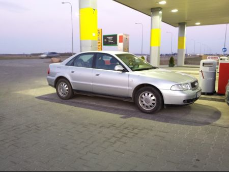 <strong>Instalacja LPG</strong> Audi  A4 1.6 Lovato