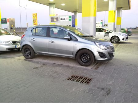 <strong>Instalacja LPG</strong> Opel  Corsa 1.4 100KM BRC Sequent 32