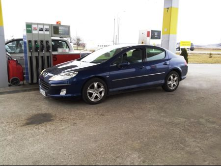 <strong>Instalacja LPG</strong> Peugeot  407 2.2 BRC
