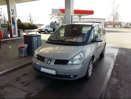 <strong>Instalacja LPG</strong> Renault  Espace 2.0 Turbo Lovato Smart