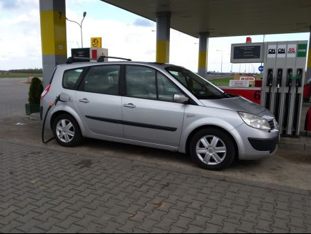 <strong>Instalacja LPG</strong> Renault  Grand Scenic 2.0