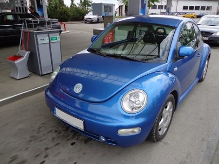 <strong>Instalacja LPG</strong> Volkswagen  New Beetle 2.0 LOVATO
