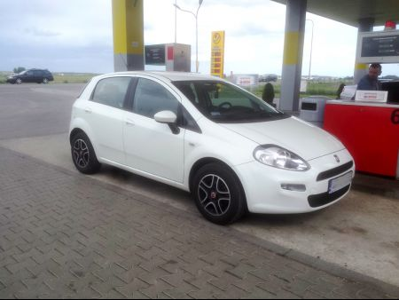 <strong>Instalacja LPG</strong> Fiat  Punto 1.2 Lovato