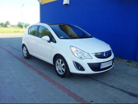 <strong>Instalacja LPG</strong> Opel  Corsa D  1.4 100KM BRC