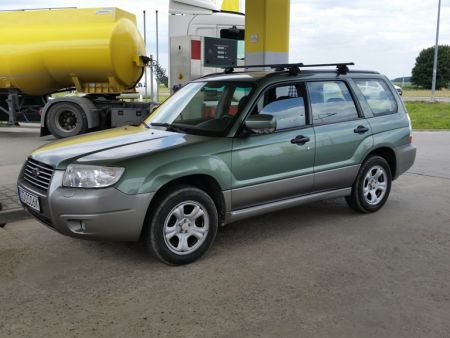 <strong>Instalacja LPG</strong> Subaru  Forester 2.0 Lovato