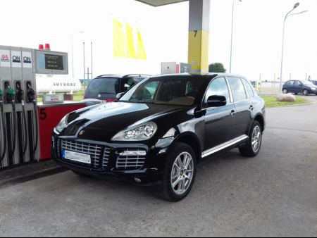 <strong>Instalacja LPG</strong> Porsche  Cayenne 4.8 V8 DIRECT PRINS