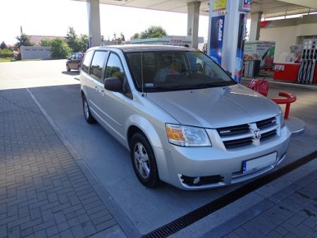 <strong>Instalacja LPG</strong> Dodge  Caravan 3.3l Lovato Smart